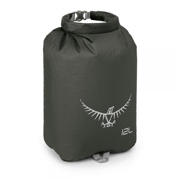 Nepremočljiva vreča Osprey Ultralight Drysack 12 L (Shadow Grey)