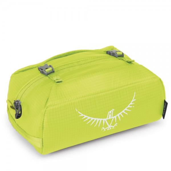 Toaletna torbica Osprey Ultralight Washbag Padded (Electric Lime)