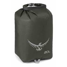 Nepremočljiva vreča Osprey Ultralight Drysack 20 L (Shadow Grey)