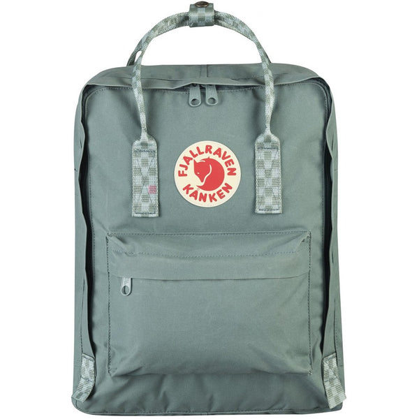 Nahrbtnik Fjällräven Kånken Backpack (Frost Green-Chass pattern)