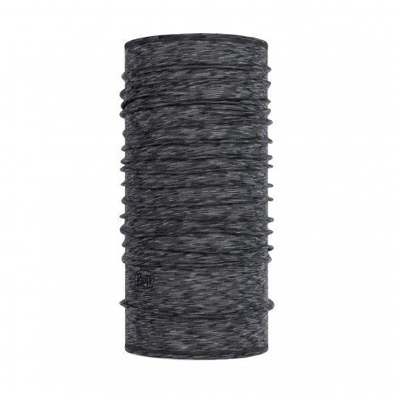 Večnamenska rutica Buff Original Merino Wool - Midweight (Graphite Multi Stripes)