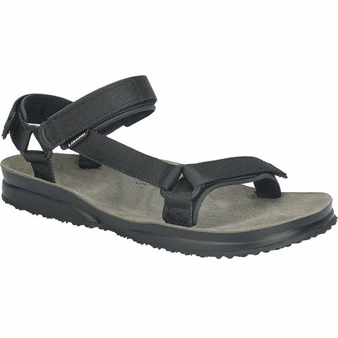 Moški sandali Lizard Super Hike (Plain Black)