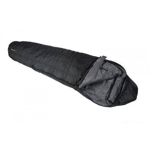 Spalna vreča Sir Joseph Looping II 500 Sleeping Bag (Dark Grey)