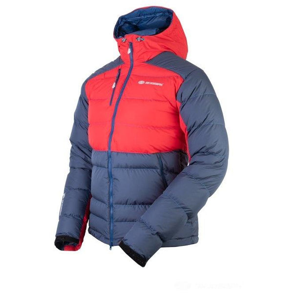 Ženska puhovka Sir Joseph Mesona II Down Jacket Lady (Navy/Red)