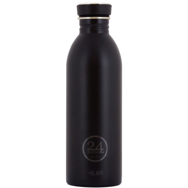 Čutara 24Bottles Urban Bottle 0.5 L (Tuxedo Black)
