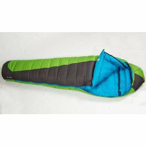 Spalna vreča Sir Joseph Erratic Plus II 850 Sleeping Bag (Green)