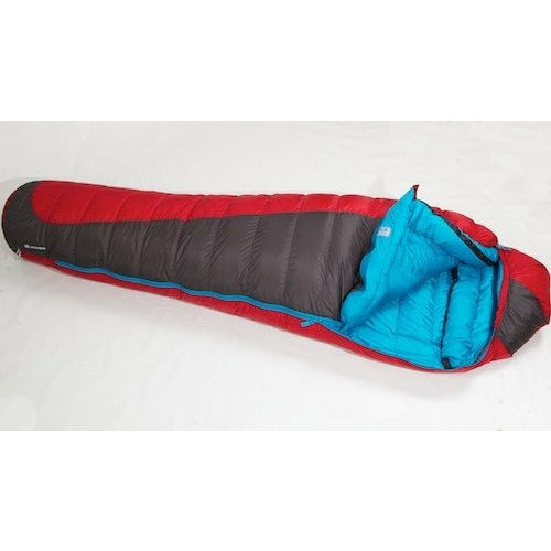 Spalna vreča Sir Joseph Erratic Plus II 850 Sleeping Bag (Dark Grey)