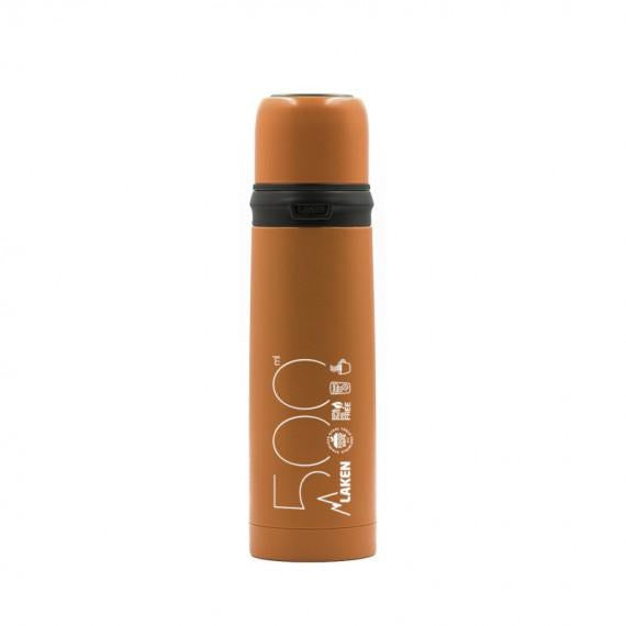 Termo čutara Laken SS Thermo Bottle 0.5L (Naranja)