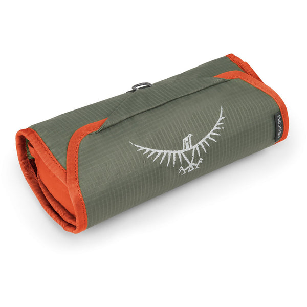 Toaletna torbica Osprey Ultralight Washbag Roll (Poppy Orange)