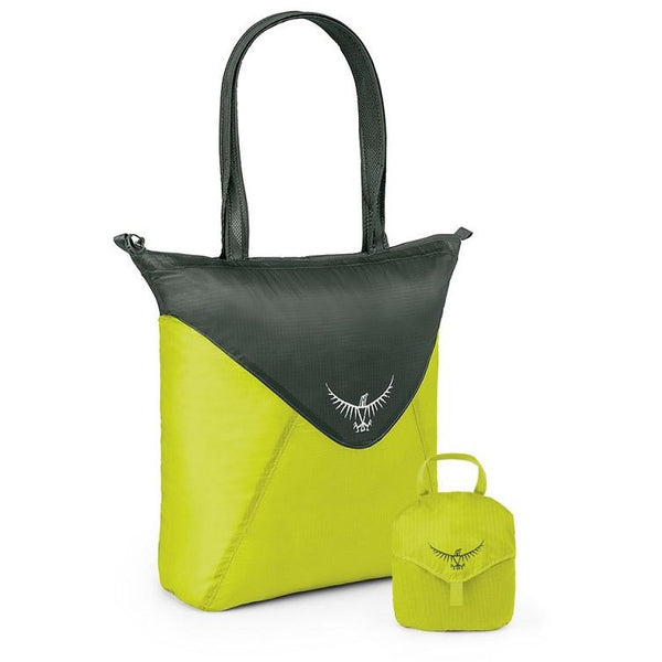 Torbica Osprey Ultralight Stuff Tote (Electric Lime)