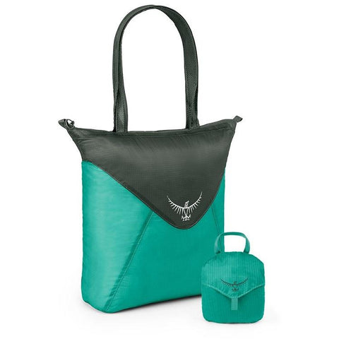 Torbica Osprey Ultralight Stuff Tote (Tropic Teal)