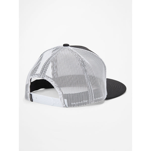 Kapa Marmot Trucker Hat (Black/White)