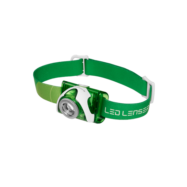 Čelna svetilka Led Lenser SEO™ 3 Headlamp
