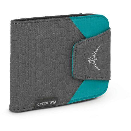 Denarnica Osprey QuickLock™ RFID Wallet (Tropical Teal)
