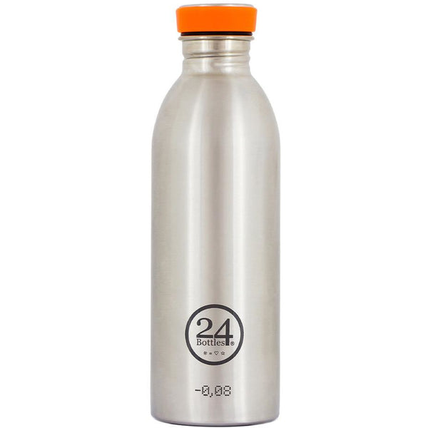 Čutara 24Bottles Urban Bottle 0.5 L (Steel)