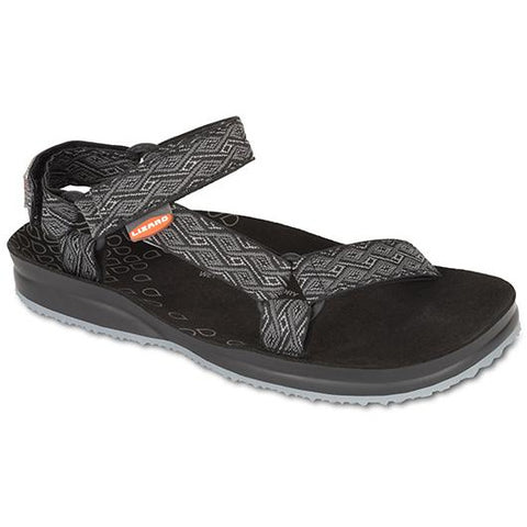Moški sandali Lizard Creek IV Sandals (Etno Black)