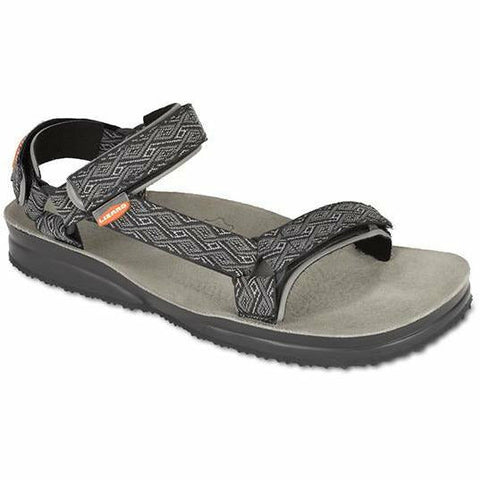 Moški sandali Lizard Super Hike (Etno Black)