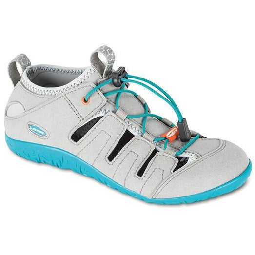 Ženski poletni čevlji Lizard Kross Ibrido Shoes (Grey/Ocean)