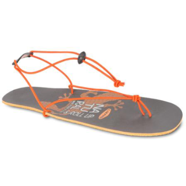 Sandali Lizard Roll Up Sandals