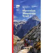 Knjiga Slovenian Mountain Trail (Slovenska planinska pot)