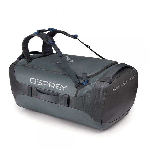 Potovalna torba Osprey Transporter 95 (Pointbreak Grey)