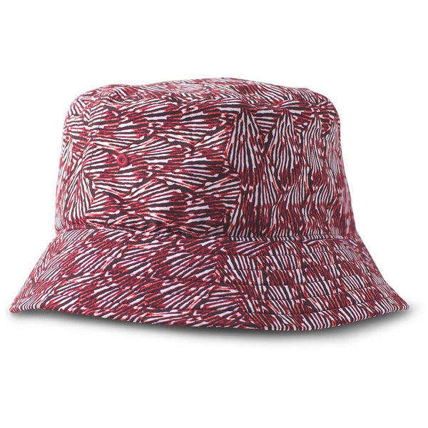 Ženski klobuk PrAna Sea Shell Bucket (Pomegranate Seashells)