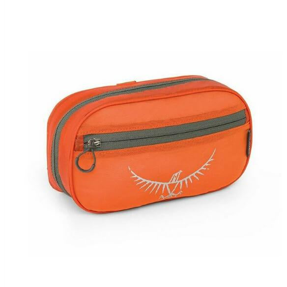Toaletna torbica Osprey Ultralight Washbag Zip (Poppy Orange)