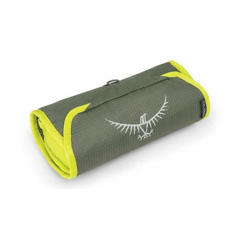 Toaletna torbica Osprey Ultralight Washbag Roll (Electric Lime)