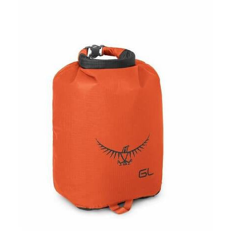 Nepremočljiva vreča Osprey Ultralight Drysack 6 L (Poppy Orange)