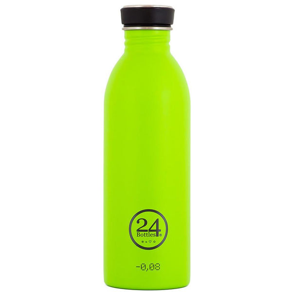Čutara 24Bottles Urban Bottle 0.5 L (Lime Green)