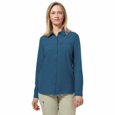 Ženska srajca Royal Robbins Women's Bug Barrier Expedition Pro LS Shirt