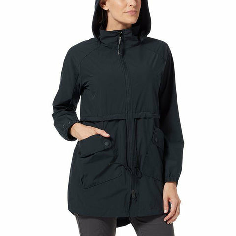 Ženska jakna Royal Robbins Women's Switchform Lite Parka (Black)