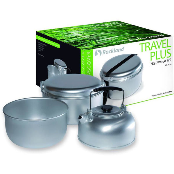 Set posod Rockland Travel Plus Set