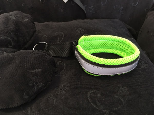 "COLLARE ""SPECIAL EDITION SUPER SOFT"" VERDE FLUO"
