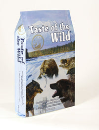 TASTE OF THE WILD DOG PACIFIC STREAM