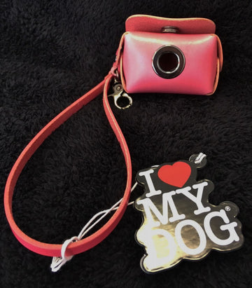 I LOVE MY DOG DISPENSER PER SACCHETTI IGIENICI