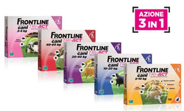 FRONTLINE CANE TRI-ACT 5-10 KG