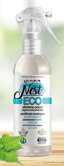 NEST ECO ELIMINA ODORI PER LETTEIRE SPRAY 120 ML