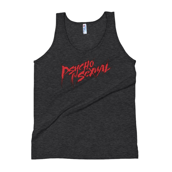 PSYCHOSEXUAL CLASSIC LOGO TANK FOR WOMEN