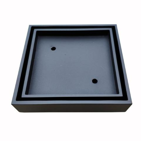 Black Square Tile Insert (Smartile)