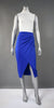 B2-Overlap Pencil Skirt