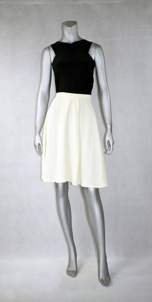B2-Circle Skirt with Band