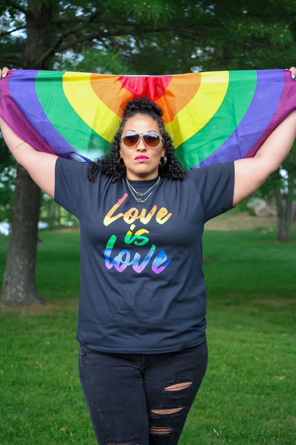 Love is Love TShirt