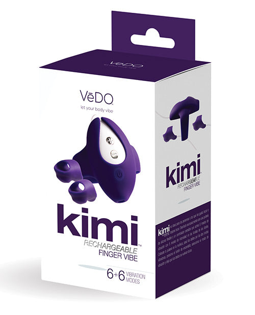 Vedo Kimi Finger Rechargeable Vibes