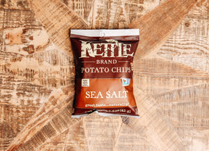 Kettle Chips/Billy Goat Chips