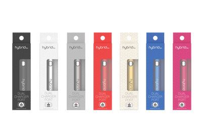 Hybrid Pen 510 Battery with Dual Chargers - SmokeShopGuys