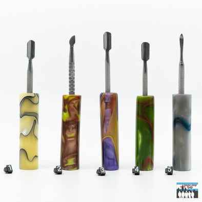Valhalla Acrylic Resin Dabbers (Assorted Colors)