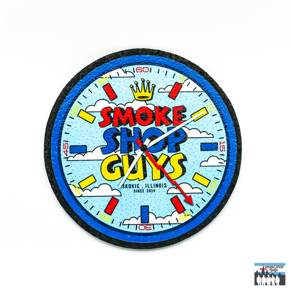 SSG Limited Edition Clock MoodMat