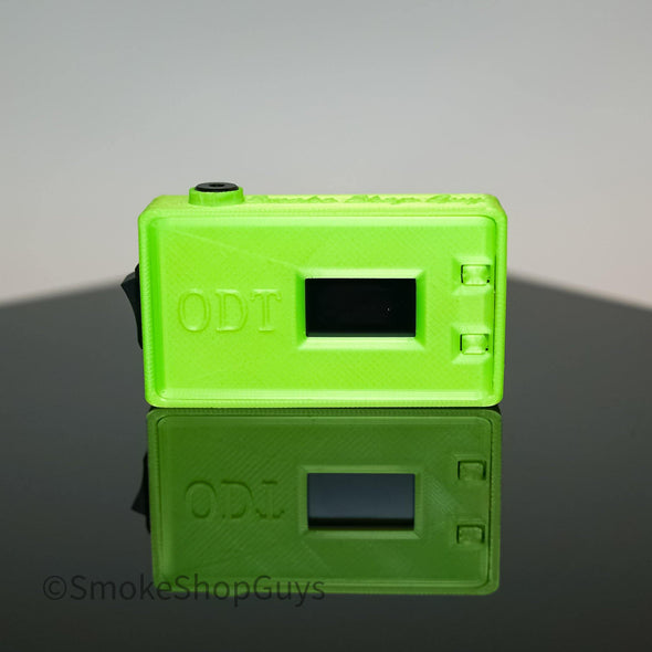 Official Dab Tray Pocket Temper SSG Edition - Official Dab Tray -- SmokeShopGuys Dab Tools
