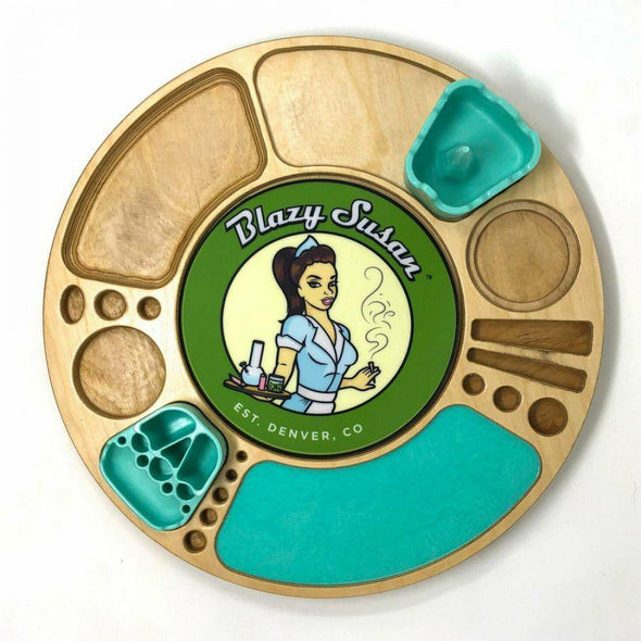 Blazy Susan Lazy Susan Tray - SmokeShopGuys